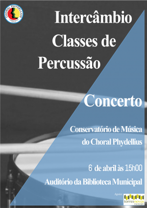 Intercâmbio de Percussão